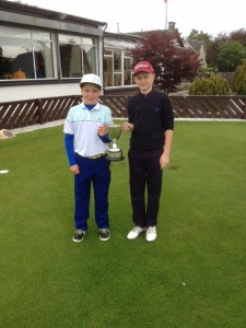 Ross Laird and Ben Carberry Finalists